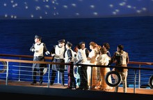 LARRY PRY/ THE MUNY - Titanic at the Muny brings a boatload of ambition for a memorable evening of theater.