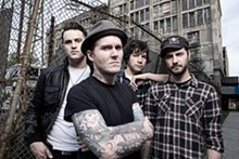 ASHLEY MAILE - The Gaslight Anthem: Jersey-born, but quickly becoming a band that belongs to the world.