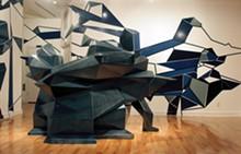 Noah Kirby's Killbox installation.