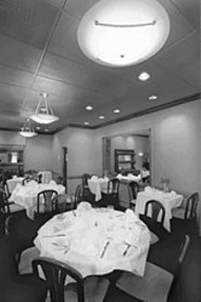 JENNIFER  SILVERBERG - Diners who value consistency and approachability over novelty and depth of flavor will enjoy the Seven Gables Inn.
