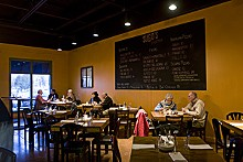 JENNIFER SILVERBERG - Sweet as Sugo's: Homemade Italian food in Frontenac without pretention.