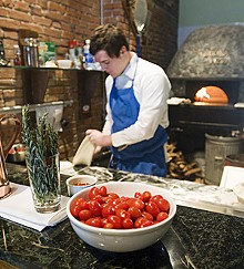 JENNIFER SILVERBERG - A focused menu and quality ingredients make for a Good Pie.