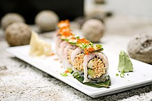 JENNIFER SILVERBERG - Miso on Meramec's on a roll with their new menu, redesigned by Eliott Harris.