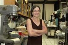 "JENNIFER  SILVERBERG - ""We're guided by what we buy"": La Dolce Via owner Marcia Sindel."