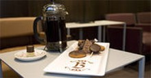 JENNIFER SILVERBERG - Bissinger's: A Chocolate Experience  has sleek new digs in Maryland Plaza.