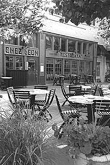 JENNIFER  SILVERBERG - Chez Leon: classically French, with an undeniable charm