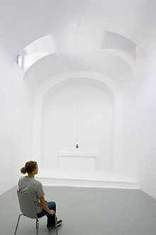 RICHARD SPRENGELER - Jill Downen's (dis)Mantle, installation view.