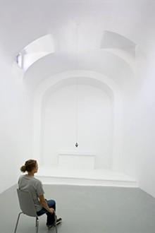RICHARD SPRENGELER - Jill Downen's (dis)Mantle, installation view.