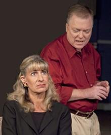 JOHN LAMB - Nancy Lubowitz and Sean Ruprecht-Belt.