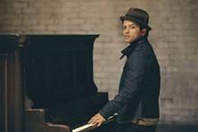 HARPER SMITH - Bruno Mars: Fame's got nothing on this burgeoning star.