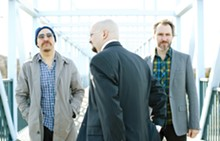 CAMERON WITTIG - The Bad Plus: For all they care, the trio might never stop playing all that jazz.