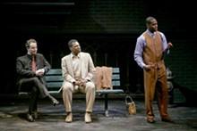 JERRY NAUNHEIM JR. - Jeffrey C. Hawkins, Corey Allen and Bryan Terrell Clark in The Fall of Heaven.
