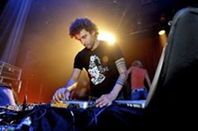 "Kraddy: From the Glitch Mob to ""Android Porn,"" Kraddy is a versatile performer."