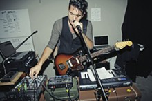 BLACK CITY PHOTOS - Matthew Dear