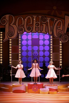 JERRY NAUNHEIM JR. - Kristin Maloney, Jennie Harney and Jessica Waxman in Beehive The '60s Musical.