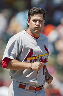 ROMEO GUZMAN/CAL SPORT MEDIA - Lance Berkman: Looking to recapture the magic before he rides off into the sunset.