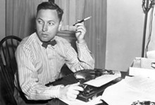TORONTO STAR/ZUMA PRESS - One hundred years young: Tennessee Williams, shown here in a 1940 photo.