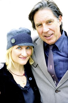 Jill Sobule and John Doe, together again.