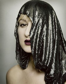 JUDY MILLER - Zola Jesus, who has toured with Fever Ray and the xx, is a classically trained singer making pitch-black pop music.
