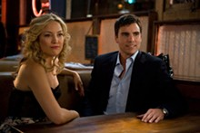 Darcy (Kate Hudson) and ex. Er, Dex (Colin Egglesfield).