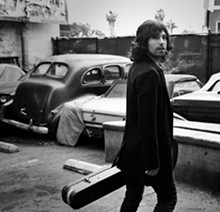 JIM WRIGHT - Pete Yorn: A prolific guitar man.