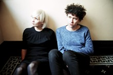 LAUREN DUKOFF - The Raveonettes: Cool cucumbers.