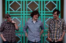MICHAEL MEIHAUS - The Blind Eyes (from left): Matt Picker, Seth Porter and Kevin Schneider.
