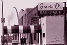 JENNIFER  SILVERBERG - Smoki O's: The Walker family purveys delicately sauced ribs in a white-glove spick-and-span establishment.
