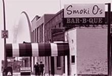 JENNIFER  SILVERBERG - Smoki O's: The Walker family purveys delicately sauced ribs in a white-glove spick-and-span establishment.