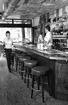 MARK  GILLILAND - Sasha's Wine Bar and Market