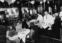 MARK  GILLILAND - Seven Gables Inn: A shot of Booker's costs 15 bucks, the bar is crowded with pink-faced captains of industry and the food, at least in theory, is exceptional.