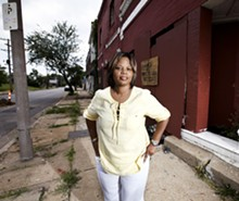 JENNIFER SILVERBERG - State Representative Jamilah Nasheed: I'm - black before I'm a Democrat.