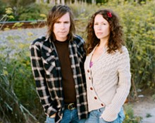 NEAL CASAL - Johnny Irion and Sarah Lee Gutherie have been together for more than ten years.