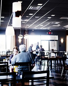 JENNIFER SILVERBERG - Dave & Tony's Premium Burger Joint