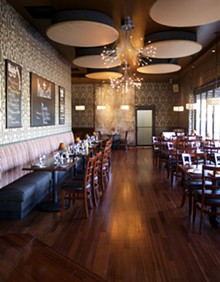 JENNIFER SILVERBERG - Metamorphosis 2.0: Monarch spreads its wings and embraces the Southern Bistro concept.