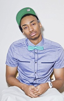 "Prince Ea has built a national fan base on the strength of a quick wit, a sharp pen and a cohesive ""Make 'Smart' Cool"" branding effort."