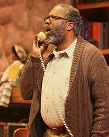 STEWART GOLDSTEIN - Ron Himes as Norman in On Golden Pond.