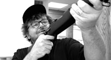 In Bowling for Columbine, director Michael Moore took aim at America's gun culture -- and broke all box-office records for a documentary film.