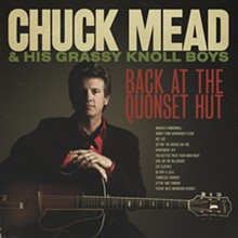 Chuck Mead recorded at the legendary studio that has produced albums by Merle Haggard.