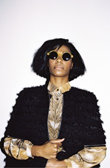 SEAN THOMAS - Santigold recently released her second full-length.