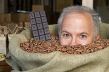 EDWARD BIAMONTE - After giving up a career as a trial lawyer, Shawn Askinosie threw himself into making chocolate.