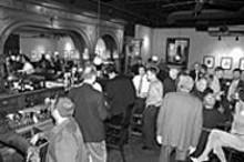 JENNIFER  SILVERBERG - Hear ye, hear ye: Dining elegance still reigns supreme - at King Louie's.