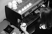 JENNIFER  SILVERBERG - A Meshuggah barista cooks up a fix for our - caffeine-fueled journalista.
