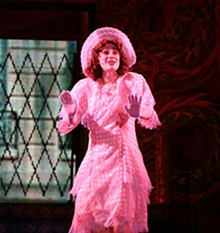 LARRY PRY/THE MUNY - Megan McGinnis in Thoroughly Modern Millie.