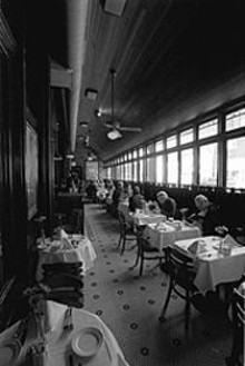 JENNIFER  SILVERBERG - Café Balaban, once a pacesetter, is resting on its laurels.