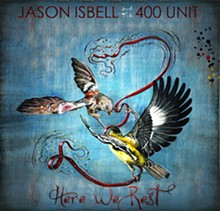 Jason Isbell is exploring gentler sounds with his new band.