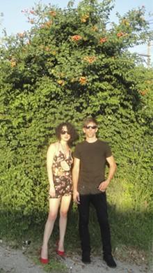 ALEKSEY KARPITSKIY - CaveofswordS is releasing its debut album this weekend.