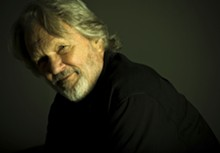 MARINA CHAVEZ - Kris Kristofferson: Merle Haggard's biggest fan — and current tourmate.