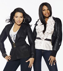 COURTESY OF IT IS DONE COMMUNICATIONS - Salt-n-Pepa: The still-reigning queens of hip-hop are looking good and living large.