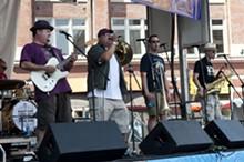 JON GITCHOFF - Funky Butt Brass Band.